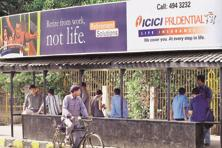 ICICI Prudential Life is the first insurer to hit the market with an IPO. Photo: AFP
