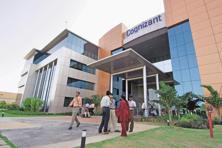 Cognizant's offices in Chennai. The development adds further pressure on the outsourcing firm, which expects to grow this year at the slowest pace since 1996. Photo: Mint
