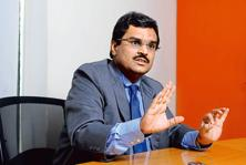 A file photo of FTIL founder Jignesh Shah. Photo: Mint
