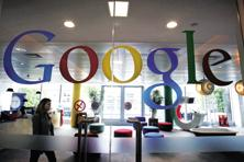 Google, the largest subsidiary of Alphabet, has long been viewed as a natural suitor for the struggling social-media firm known for its 140-character Tweets. Photo: Bloomberg