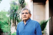 Communist Party of India (Marxist) leader Sitaram Yechury. Photo: Pradeep Gaur/Mint