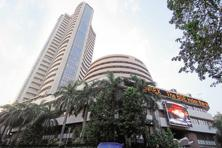 Earlier in the day, Sensex rose as much as 1.46% or 407.06 points to 28273.02, while Nifty rallied as much as 1.56% or 134.05 points to 8745.20. Photo: Hemant Mishra/ Mint