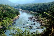 A file photo of Cauvery river. Photo: Hemant Mishra/Mint