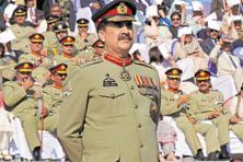 Raheel Sharif's move to take an oversized role in foreign affairs and meet foreign leaders abroad has garnered attention. Photo: Reuters