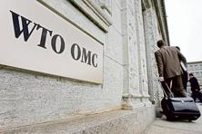 At a meeting of WTO's working party on domestic regulation, India introduced its concept note for beginning work on an initiative towards crafting a trade facilitation pact on the lines of the trade facilitation agreement of 2013 for simplifying customs procedures for trade in goods. Photo: AFP