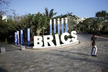 BRICS trade ministers will meet in New Delhi on Thursday ahead of the 8th BRICS Summit meeting in Goa on Saturday and Sunday to discuss global economic trends and their influence on BRICS trade and investment. Photo: Bloomberg