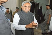 The open fissures are denting the image of the chief minister; and the feeling is that Nitish Kumar is devoting less time to Bihar and aspiring for a larger role.  Photo: Hindustan Times