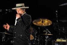 Bob Dylan won the Nobel Prize for literature. Photo: AFP