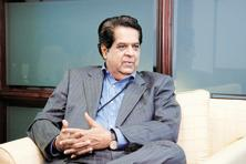 New Development Bank president KV Kamath says the challenge of recapitalization that the government had is reduced with the interest rate cuts. Photo: Aniruddha Chowdhury/ Mint