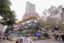 The BSE's 30-share Sensex closed 1.89% or 520.91 points higher at 28,050.88 points, while National Stock Exchange's (NSE) 50-share Nifty climbed 1.85% or 157.50 points to 8,677.90 points. Photo: Hemant Mishra/Mint