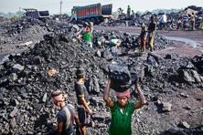 The hub will capitalize on Jharkhand's 80 billion tonnes of coal reserves which would in turn lead to efficient transfer of  domestic coal from the local mines to intended thermal power plants, a shipping ministry statement said. Photo: Bloomberg