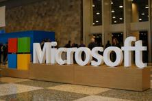 The researchers and engineers in Microsoft Artificial Intelligence and Research reported a word error rate (WER) of 5.9%, down from the 6.3% WER the team reported just last month. Photo: AFP