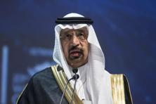Khalid Al-Falih, Saudi Arabia's energy minister. Photo: Bloomberg