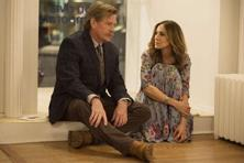 Sarah Jessica Parker (right) and Thomas Haden Church in a still from 'Divorce'