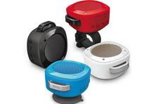 Airbeat-10 produces serviceable sound for a travel speaker.