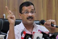 A file photo of Delhi chief minister Arvind Kejriwal. The court has fixed 23 December as the next date of hearing in the case. Photo: PTI