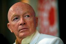 A file photo of Mark Mobius, chairman, Templeton Emerging Markets Group. Photo: Bloomberg