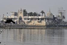 The Dargah Trust had moved the apex court challenging a 26 August Bombay high court ruling that allowed women to enter the inner precincts of the famous 15th century shrine to Sayed Peer Haji Ali Shah Bukhari.  Photo: AFP