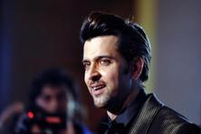 A file photo of Bollywood actor Hrithik Roshan. The actor launched a FM station in Kanpur and introduced the programming line-up of the new station to the listeners. Photo: AFP