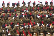 ITBP has a total of 1,661 women personnel in its various ranks and branches of work with the maximum number of 1,033 being in the constabulary ranks. Photo: Reuters