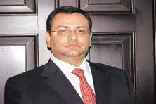 A file photo of Cyrus Mistry.