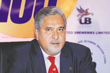 File photo. Vijay Mallya stepped down as non-executive chairman of USL, controlled by Diageo Plc., in February, ending all association with the company in return for a payment of $75 million to be made over five years. Photo: Hemant Mishra/Mint