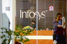 This is the highest number of senior management elevations made by Infosys since it introduced the EVP management layer in June 2014. Photo: Hemant Mishra/Mint