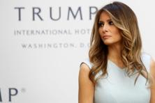 Melania has stayed largely out of the public eye since the Republican National Convention in July, when she gave a speech that borrowed portions of first lady Michelle Obama's address to the 2008 Democratic convention. Photo: Reuters