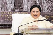 Mayawati said Chief Minister Akhilesh Yadav is enacting 'drama' to woo different sections of society. Photo: Sushil Kumar/ Hindustan Times