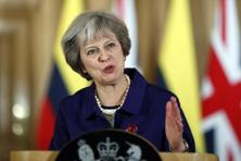 Theresa May will use talks with Prime Minister Narendra Modi to explore what a post-Brexit relationship might look like. Photo:Reuters