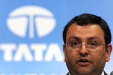 File photo. Cyrus Mistry had also proposed increasing the dividend payout ratio from about 7% to around 20% by 2025. Photo: AFP