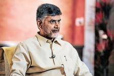 The agreements were singed a day after chief minister N. Chandrababu Naidu stressed the need to devise and implement a roadmap for higher education in the state. Photo: Bloomberg