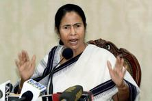 West Bengal CM Mamata Banerjee will meet President Pranab Mukherjee to register her protest against the Modi government's sudden withdrawal of Rs 500 and Rs 1,000 notes. Photo:  PTI