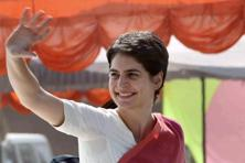 Another strategy meet is scheduled to be held in Allahabad on Monday and party leaders say Priyanka Gandhi may attend it. Photo: AP