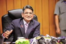 Justice R.M. Lodha. Photo: Pradeep Gaur/Mint