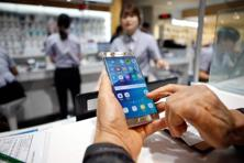 Samsung was plunged into a global scandal after Note 7 phones caught fire this year, prompting a worldwide recall. Photo: Reuters