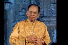 Veteran Carnatic musician Balamuralikrishna. Photo: Wikimedia commons