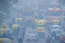 One of the top automobile markets, where about 70% of vehicles run on diesel, India is seeking to cut emissions and its import bill by more than doubling natural gas use in its energy mix by 2021. Photo: AFP