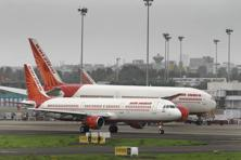 Only 75 out of India's 450 airfields have scheduled commercial operations as carriers shy away from flying to remote areas. Photo: Bloomberg