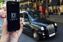 Uber accessed via smartphones and tablets has faced roadblocks, real and regulatory, across Europe, amid complaints brought by taxi drivers who say the company tries to unfairly avoid regulations that bind established competitors. Photo: Reuters