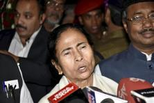 The Trinamool Congress (TMC) alleged threat to West Bengal chief minister Mamata Banerjee's life, but the centre asserted no one was in danger. Photo: PTI