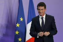 If Manuel Valls does announce a run for the Elysee presidential office, he will have to resign as prime minister, sparking a government reshuffle. Photo: Reuters