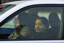 A file photo of Tamil Nadu chief minister and AIADMK chief J. Jayalalithaa. Photo: Reuters