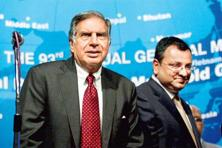 A single heart-to-heart chat between Ratan Tata (left) and Cyrus Mistry may do more for the shareholders of the group companies than all the advice doled out by outsiders. Photo: PTI