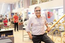 Kishore Biyani, group CEO, Future group. Future Retail was formerly known as Bharti Retail. Photo: Hemant Mishra/Mint