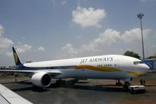 A spokeswoman for Jet Airways said she couldn't immediately comment. Photo: AFP