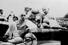 With Gandhi's death India lost its strongest voice for intellectual autonomy. Photo: AFP