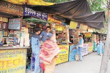 Owners of book stalls in Kolkata's College Street said they have been wallowing in losses since the note ban. Indranil Bhoumik/Mint