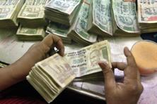Borrowing in dollars to purchase rupee assets has earned 2.5% since the end of June, the best carry-trade return in Asia. Photo: Reuters