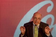 Muhtar Kent, 64, will continue as chairman of Coca Cola.